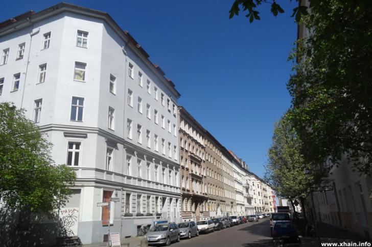 Mittenwalder Straße Ecke Fürbringerstraße