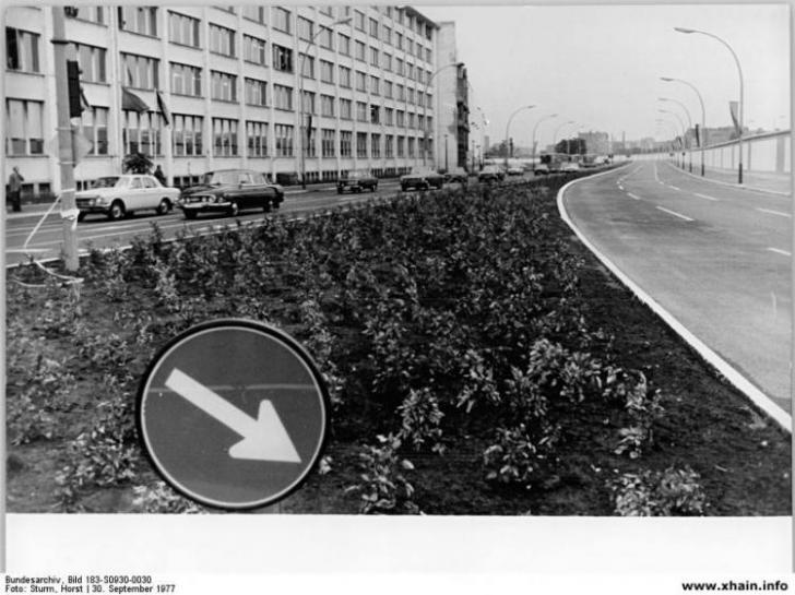 Mühlenstraße 1977