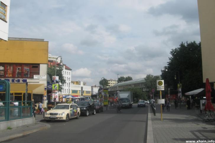 Reichenberger Straße / Kottbusser Tor