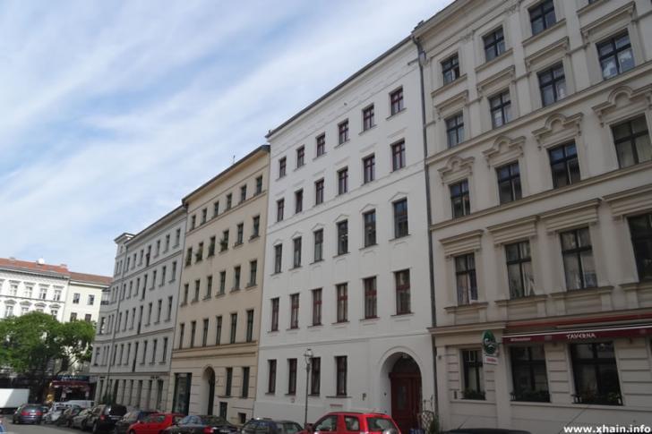 Schenkendorfstraße