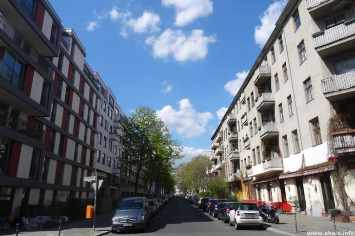 Schwiebusser Straße