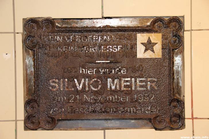 Silvio-Meier-Gedenktafel