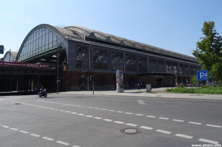 Ostbahnhof Ecke Erich-Steinfurth-Straße / Straße der Pariser Kommune