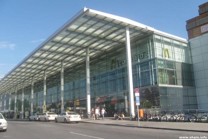 Straße Am Ostbahnhof