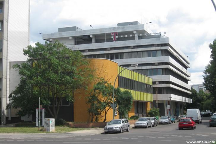 Telekom-Vermittlungsstelle (Palisadenstraße 89)