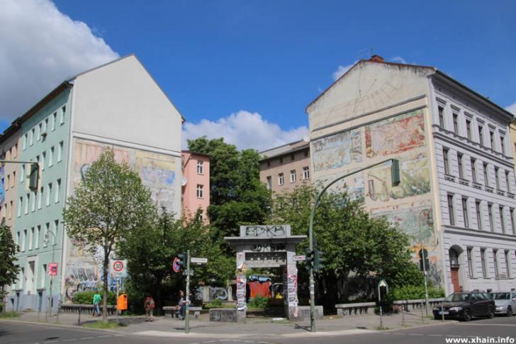 Waldemarstraße Ecke Adalbertstraße