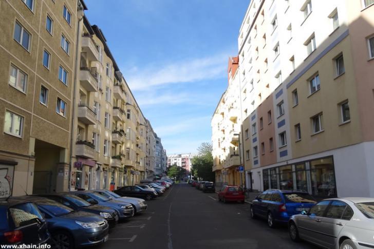 Waldeyerstraße