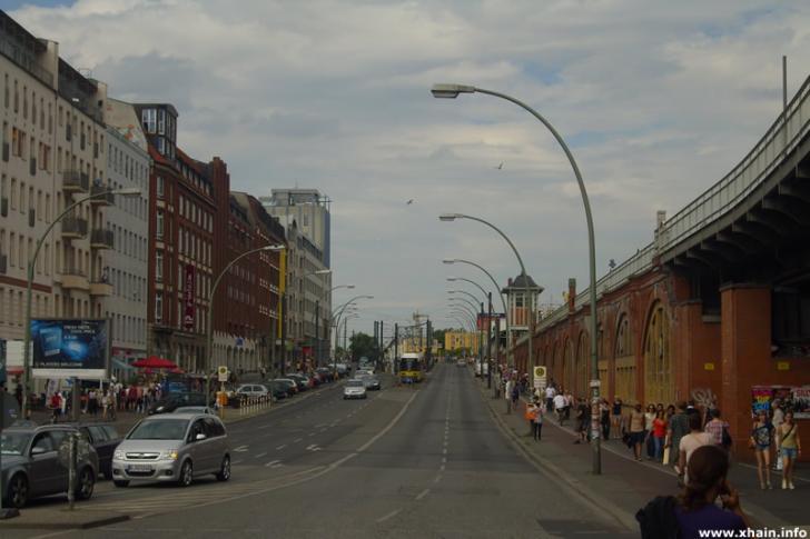 Südliche Warschauer Straße
