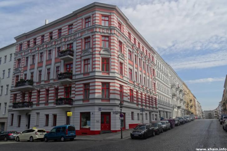 Willibald-Alexis-Straße Ecke Chamissoplatz