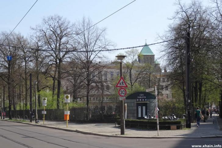 Wühlischplatz (Wühlischstraße / Sonntagstraße)
