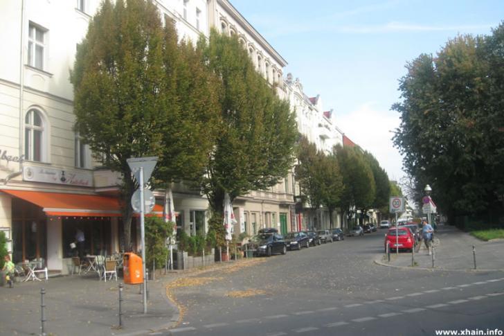 Zeughofstraße Ecke Skalitzer Straße