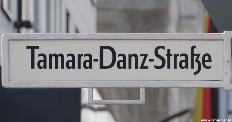 Tamara-Danz-Straße