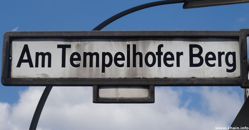 Am Tempelhofer Berg