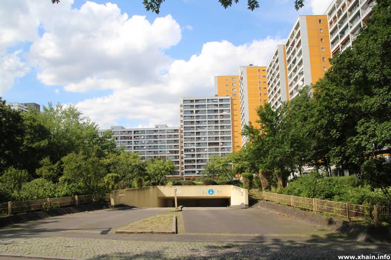 Tiefgarage Brandesstraße