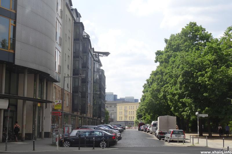 Torellstraße Ecke Gubener Straße