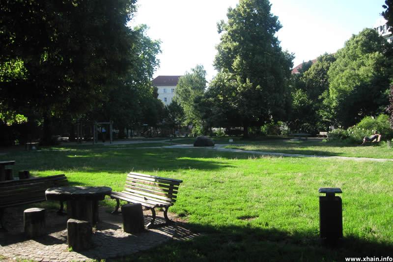 Traveplatz (Berlin-Friedrichshain)
