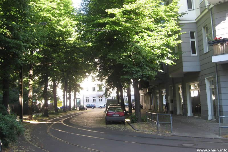 Tramkehre in Travestraße