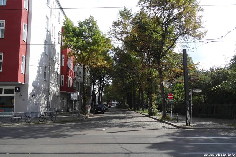 Travestraße Ecke Weichselstraße