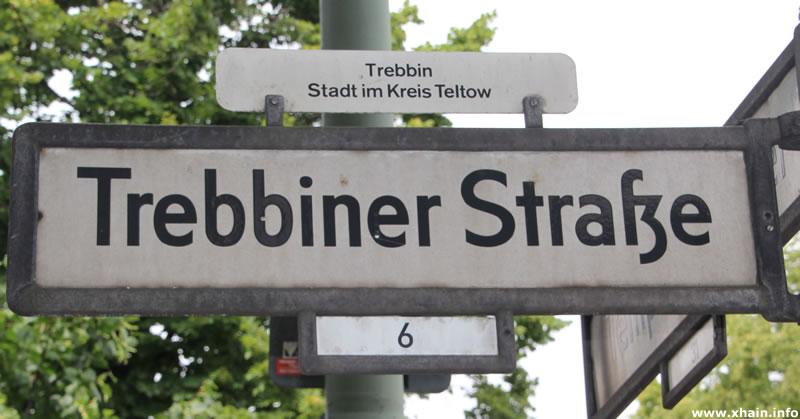 Trebbiner Straße