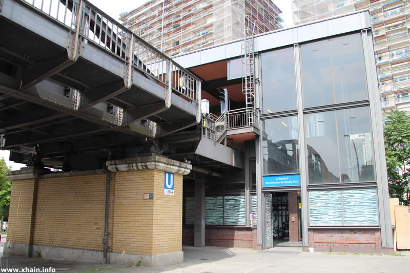 U-Bahnhof Mendelssohn-Bartholdy-Park