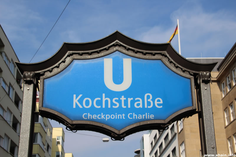 U-Bahnhof Kochstraße (Checkpoint Charlie)