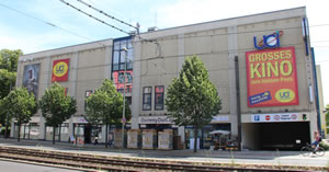 Multiplex-Kino UCI KINOWELT Friedrichshain