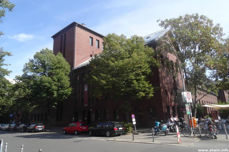 Umspannwerk Kreuzberg (Ohlauer Straße)