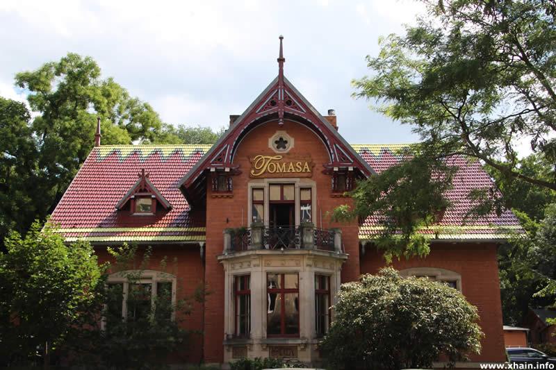 Tomasa Villa Kreuzberg