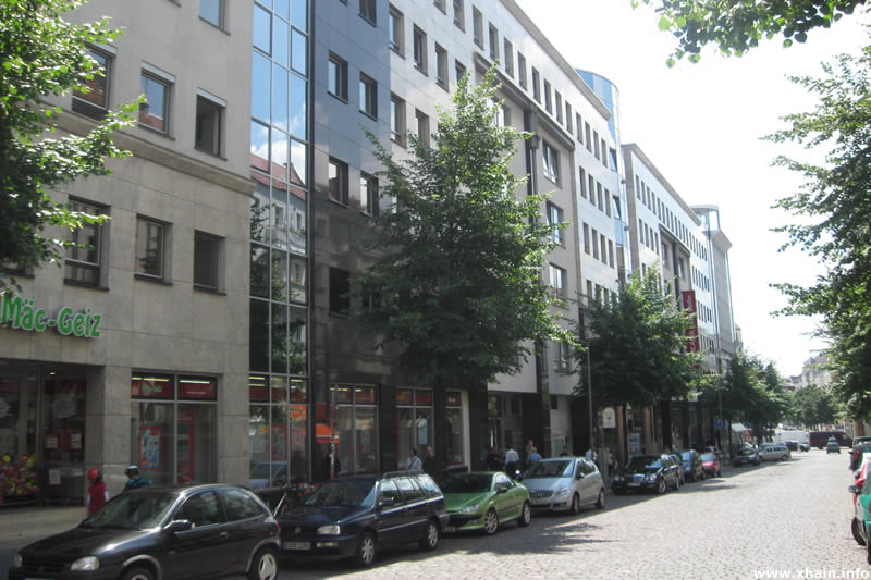 Voigtstraße (Plaza)