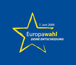 Europawahl 2009 - Logo