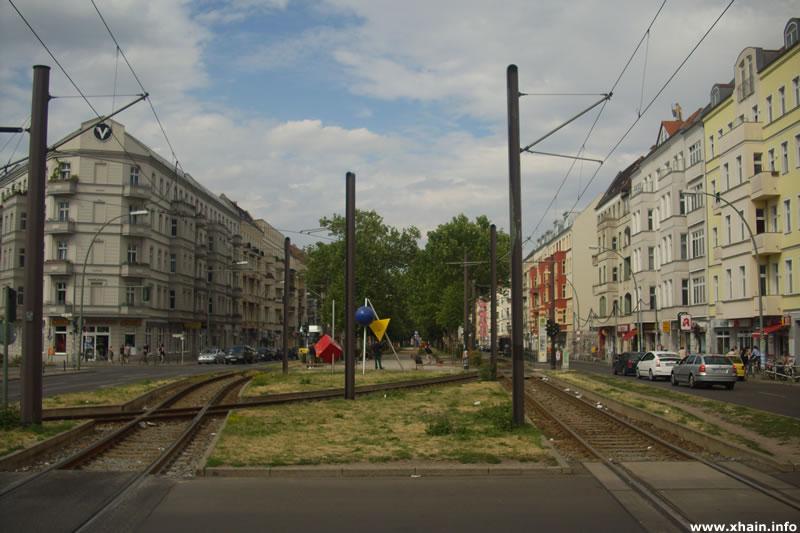 Warschauer Straße Ecke Revaler Straße