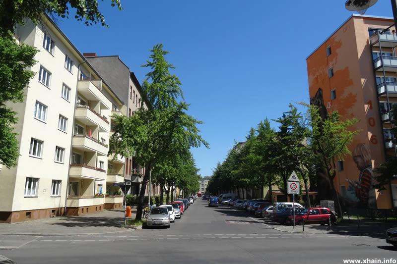 Wartenburgstraße Ecke Möckernstraße