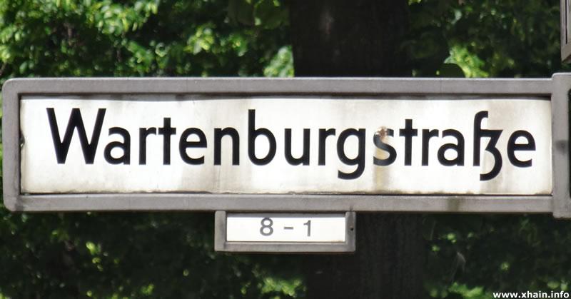 Wartenburgstraße