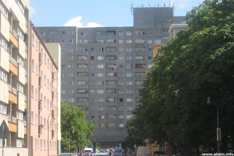 Wassertorstra e berlin kreuzberg for Mehrgenerationenhaus berlin