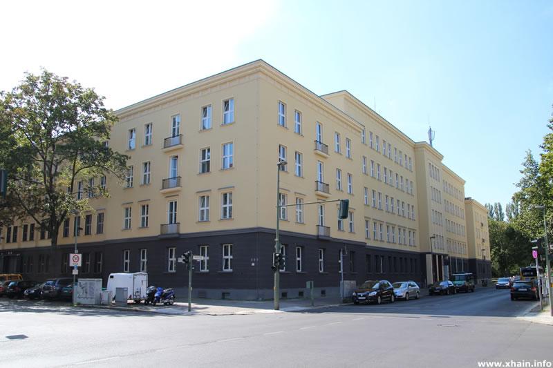 Polizei Friedrichshain / Direktion 5 - Abschnitt 51