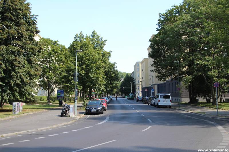 Wedekindstraße Ecke Rüdersdorfer Straße