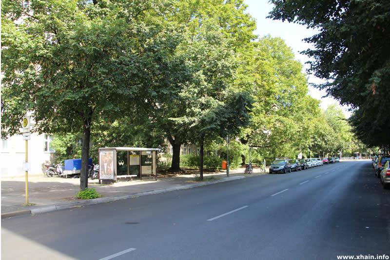 Haltestelle Wedekindstraße