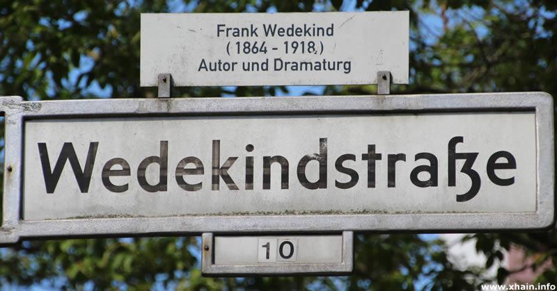 Wedekindstraße