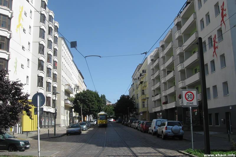 Weidenweg Ecke Bersarinplatz