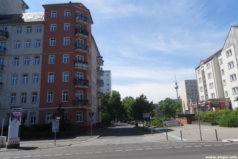 Weinstraße Ecke Friedenstraße