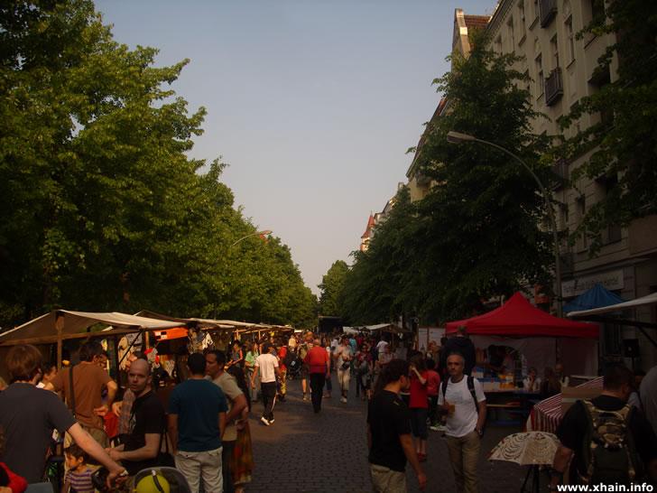 Weltfest Boxhagener Platz
