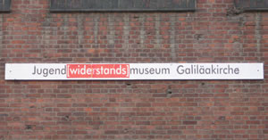 Jugendwiderstandsmuseum Galiläakirche
