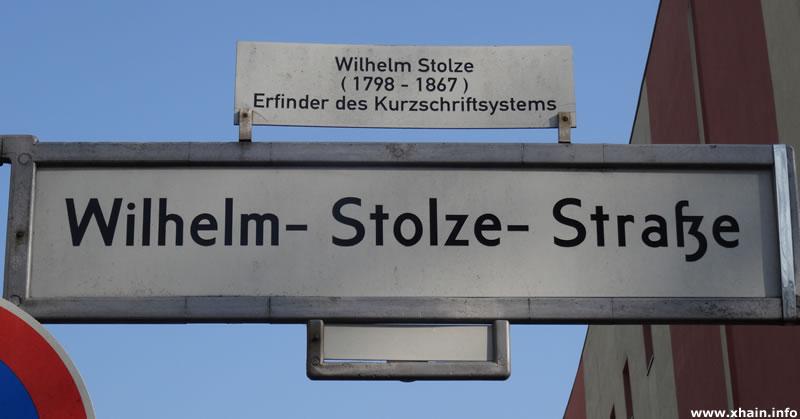 Wilhelm-Stolze-Straße