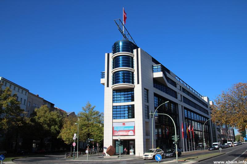 Willy-Brandt-Haus - SPD Friedrichshain-Kreuzberg
