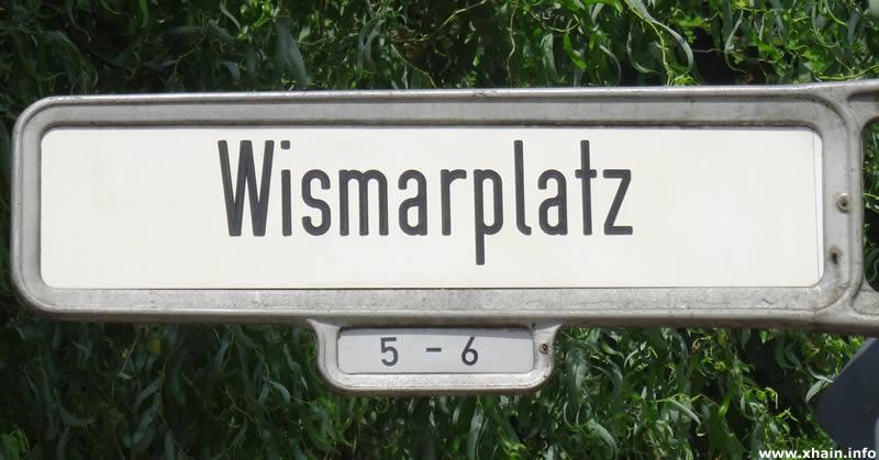 Wismarplatz