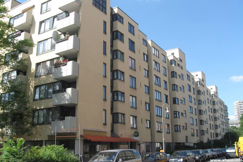 Wohnanlage Puttkamerstraße