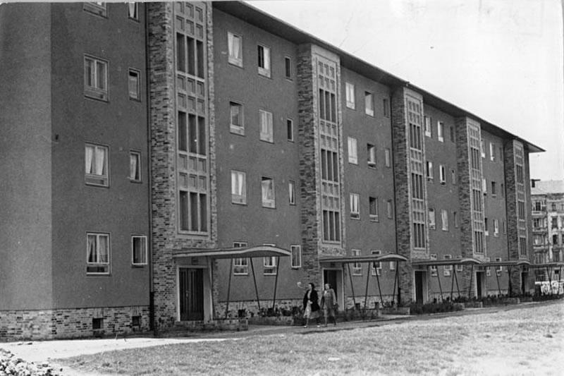 Graudenzer Strasse, Wohnzelle Friedrichshain