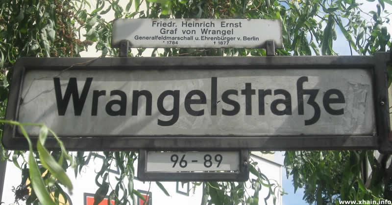 Wrangelstraße