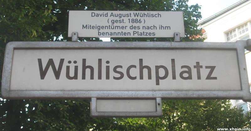 Wühlischplatz