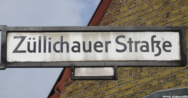 Züllichauer Straße